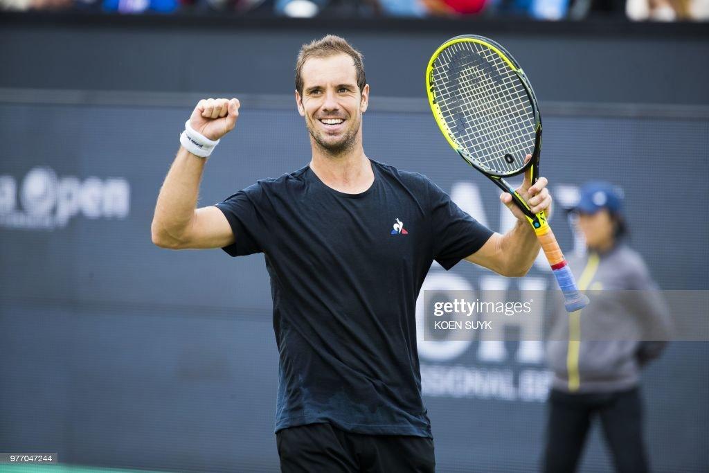 TENNIS-NED-OPEN-MEN : News Photo