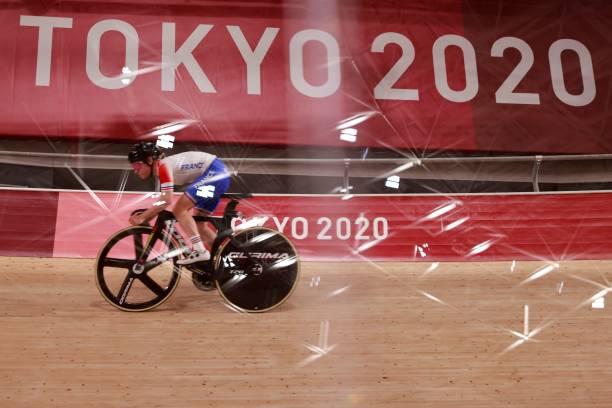 JPN: Cycling - Track - Olympics: Day 12