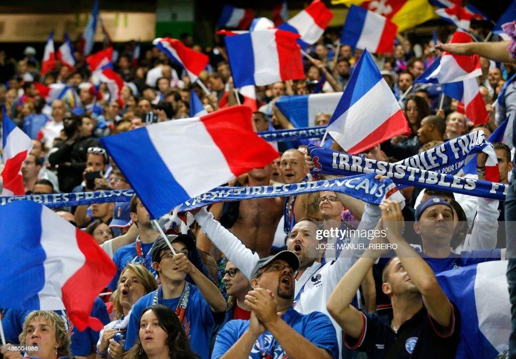 FBL-EURO-2016-POR-FRA-FRIENDLY : News Photo
