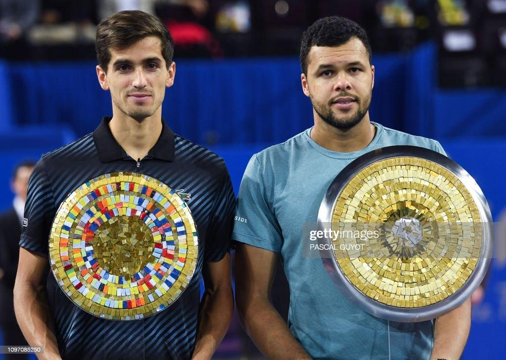 TENNIS-FRA-ATP : Fotografía de noticias