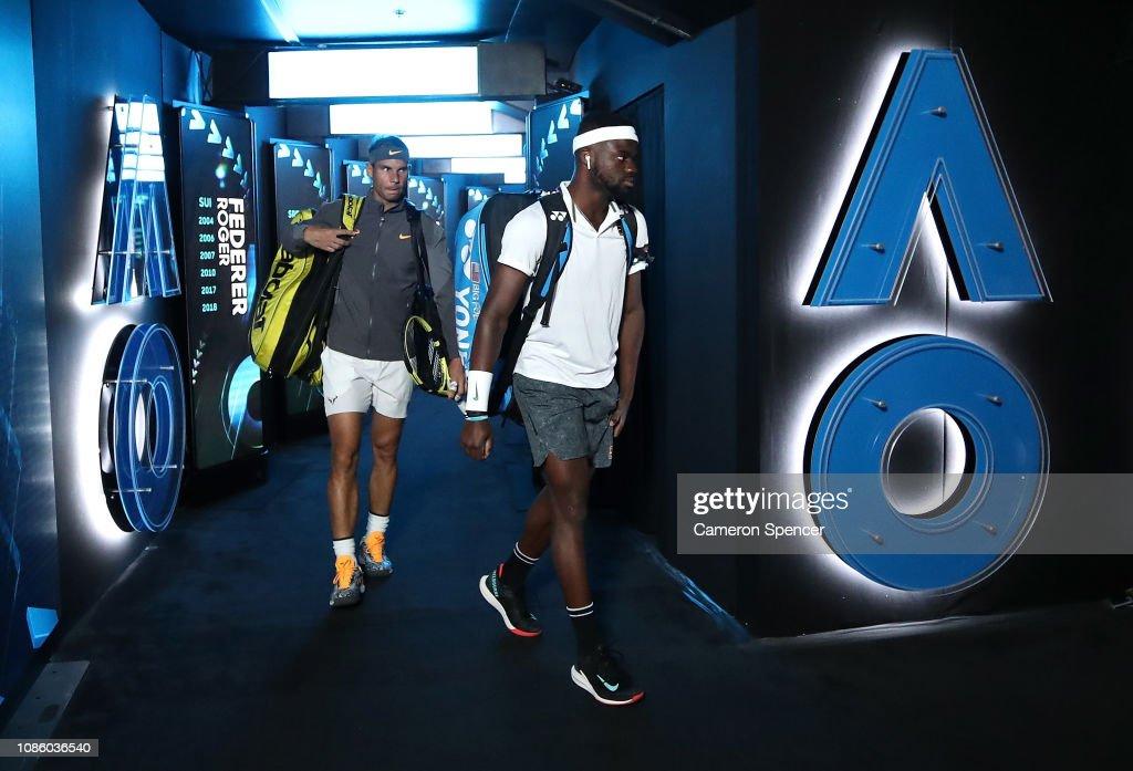 2019 Australian Open - Day 9 : ニュース写真