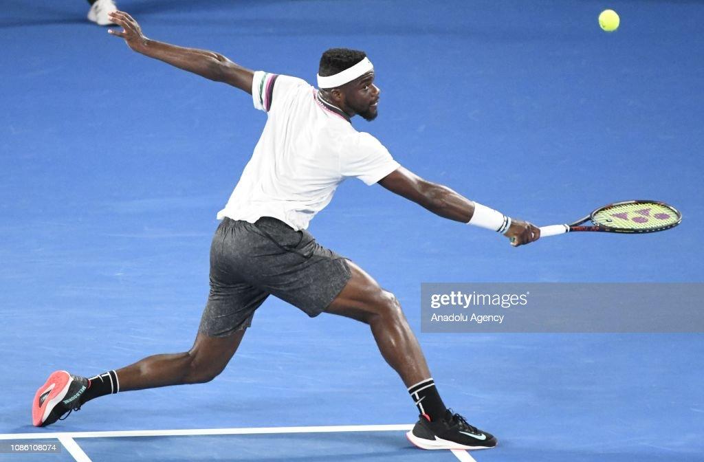 Australian Open: 2009 winner Nadal in semifinals : News Photo