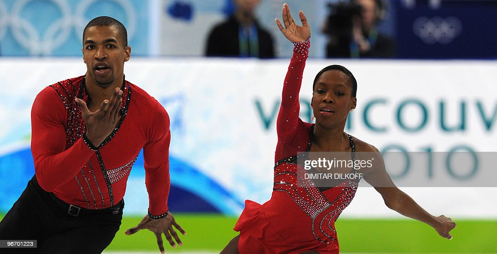 France's Vanessa James and Yan...