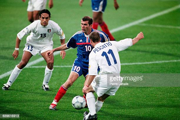Euro 2000 France V Italy Final Photos and Premium High Res Pictures - Getty  Images