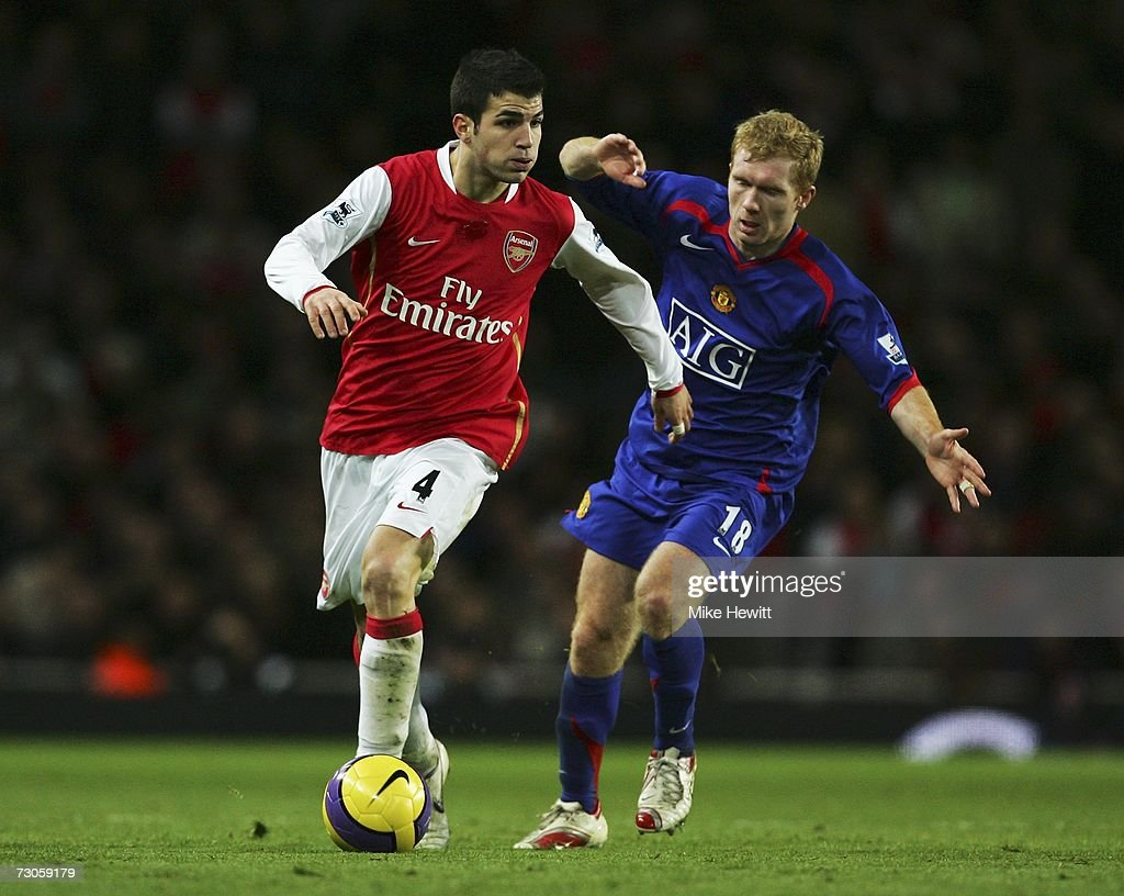 Arsenal v Manchester United : News Photo