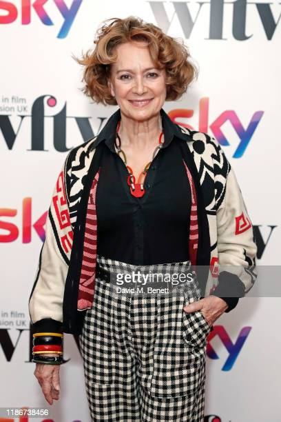 Francesca Annis attends the Women in Film and TV Awards 2019 at Hilton Park Lane on December 06 2019 in London England