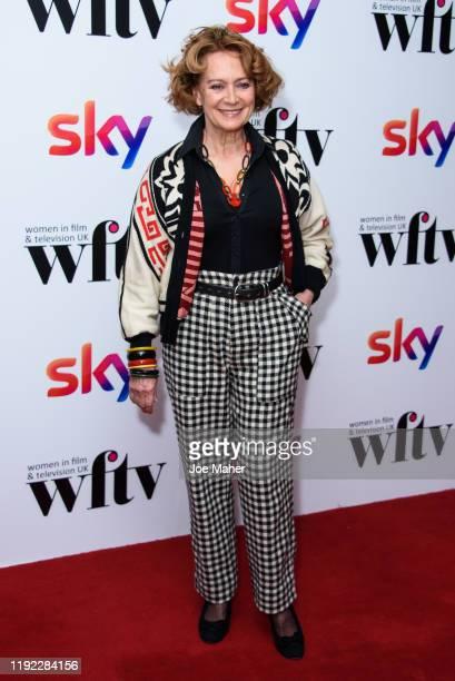 Francesca Annis during Women in Film TV Awards 2019 at Hilton Park Lane on December 06 2019 in London England
