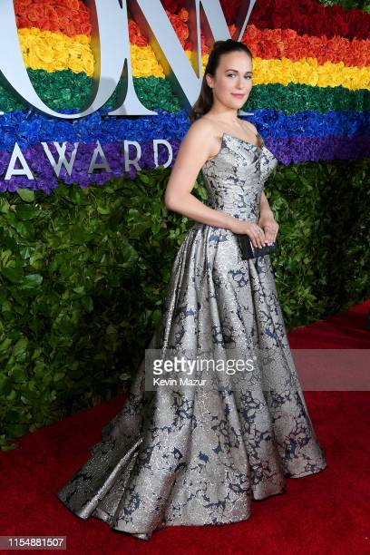 Francesca Carpanini attends the 73rd Annual Tony Awards at Radio City Music Hall on June 09 2019 in New York City