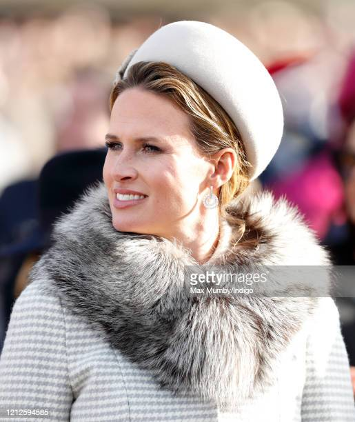 Francesca Cumani attends day 4 'Gold Cup Day' of the Cheltenham Festival 2020 at Cheltenham Racecourse on March 13 2020 in Cheltenham England