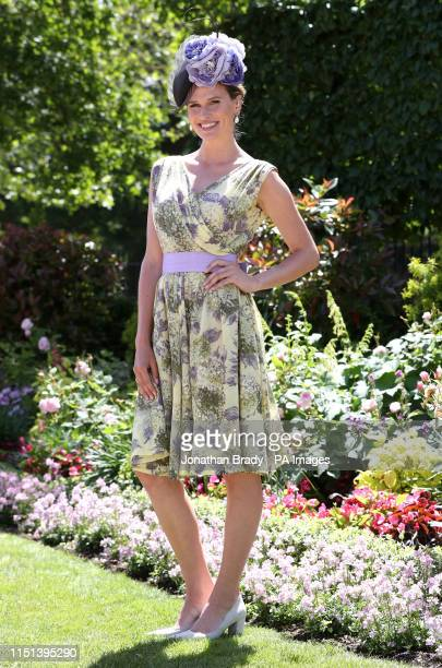 Francesca Cumani during day five of Royal Ascot at Ascot Racecourse