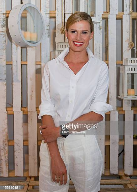 Francesca Cumani during the Magic Millions Opening Night cocktail party at Surfers Paradise on January 8, 2013 in Surfers Paradise, Australia.