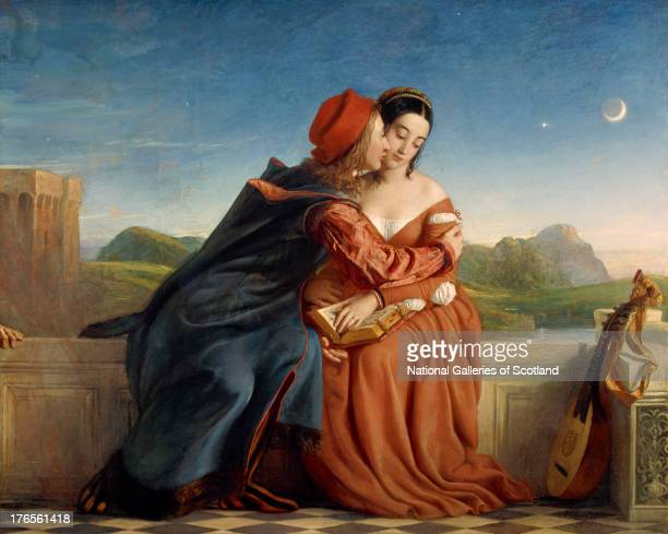 Francesca da Rimini by William Dyce 1837 Oil on canvas
