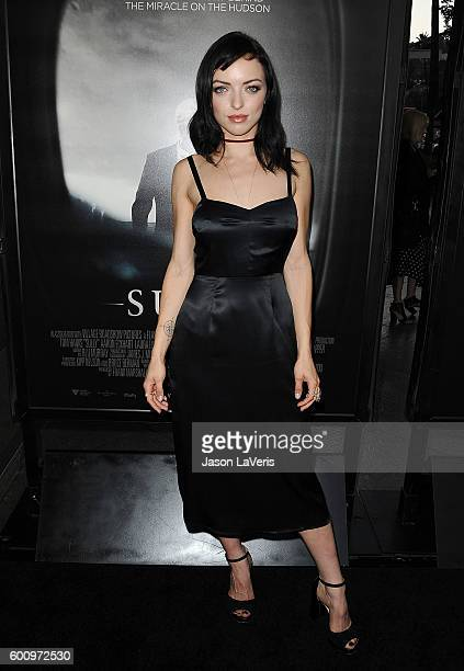 Francesca Eastwood attends a screening of Sully at Directors Guild Of America on September 8 2016 in Los Angeles California