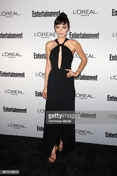 Francesca Eastwood attends the Entertainment Weekly's 2016 PreEmmy Party held at Nightingale Plaza on September 16 2016 in Los Angeles California