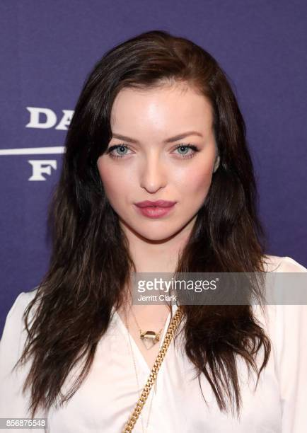 Francesca Eastwood attends the Premiere Of Dark Sky Films' MFA at The London West Hollywood on October 2 2017 in West Hollywood California