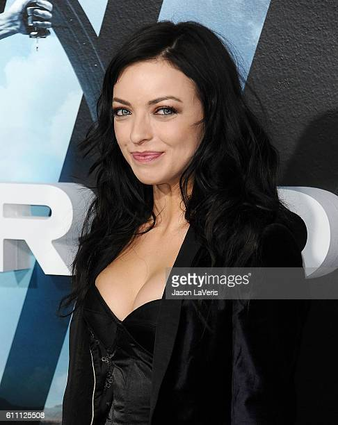 Francesca Eastwood attends the premiere of Westworld at TCL Chinese Theatre on September 28 2016 in Hollywood California
