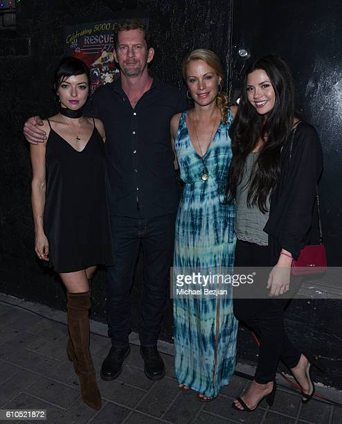 Francesca Eastwood Stacy Poitras Alison Eastwood and Morgan Eastwood at Alison Eastwood And Linda Carel Host Private Reception For Rescue Express at...