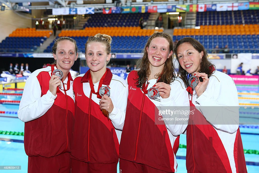 20th Commonwealth Games - Day 1: Swimming : News Photo