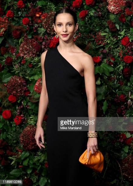 Francesca Hayward attends the 65th Evening Standard Theatre Awards at the London Coliseum on November 24 2019 in London England