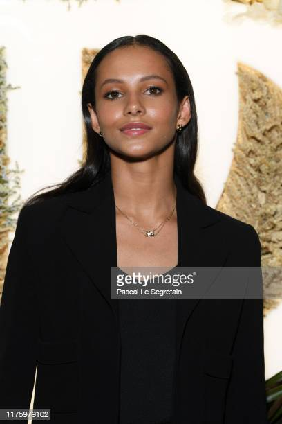 Francesca Hayward attends the Opening Season Gala Opera National De Paris At Palais Garnier on September 20 2019 in Paris France