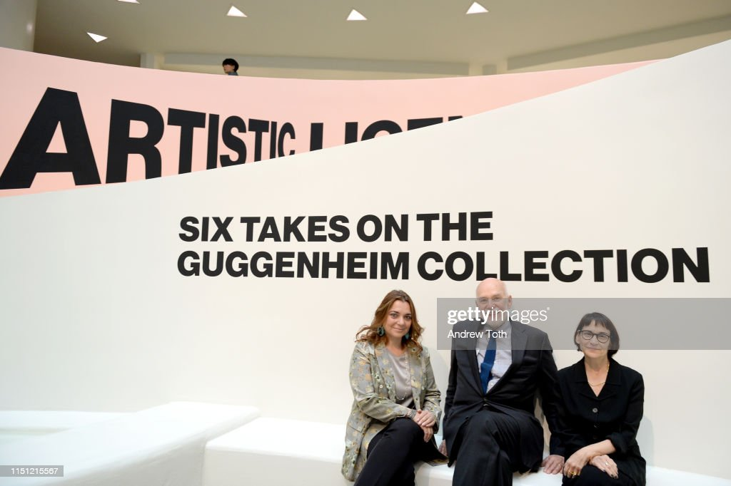"NY: Lavazza Continues To Grow Partnership With The Solomon R. Guggenheim Museum In New York With Support Of The Latest Exhibition, ""Artistic License: Six Takes on the Guggenheim Collection"""
