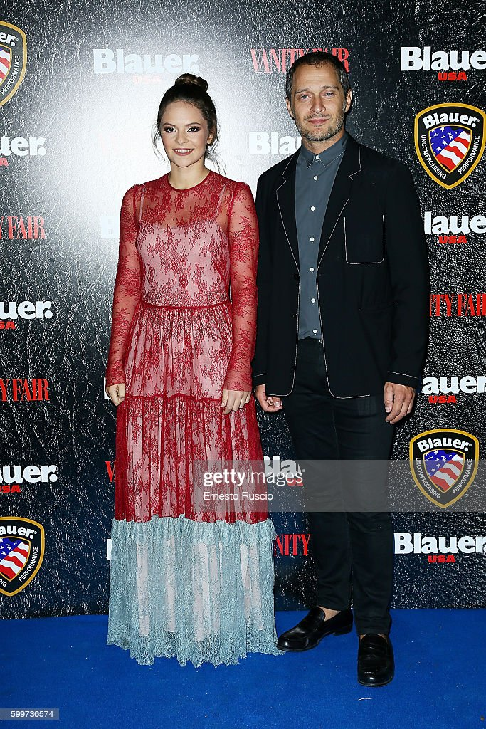 Cinema Under The Skin' Party Hosted By Blauer And Vanity Fair - 73rd Venice Film Festival
