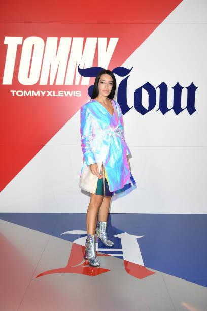 ITA: Fall 2019 Tommy x Lewis Milan Arrivals - Milan Fashion Week Spring/Summer 2020