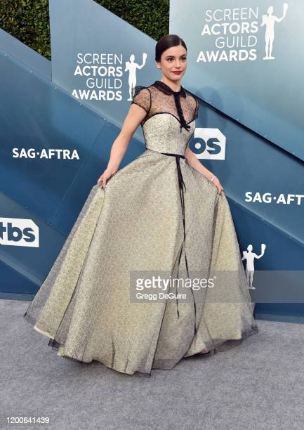 Francesca Reale attends the 26th Annual Screen Actors Guild Awards at The Shrine Auditorium on January 19, 2020 in Los Angeles, California. 721430