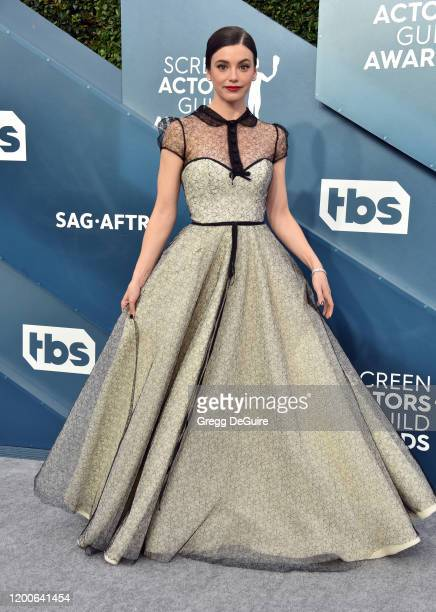 Francesca Reale attends the 26th Annual Screen Actors Guild Awards at The Shrine Auditorium on January 19 2020 in Los Angeles California 721430