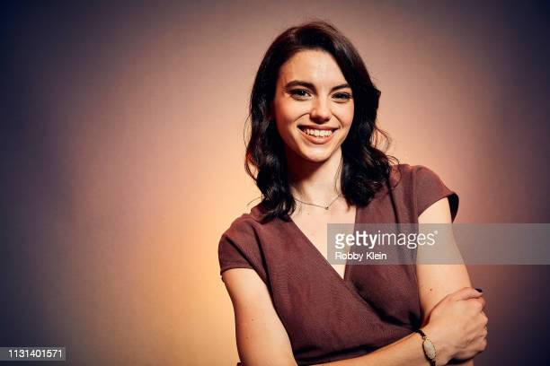 Francesca Reale of the film 'Yes God Yes' poses for a portrait at the 2019 SXSW Film Festival Portrait Studio on March 9 2019 in Austin Texas