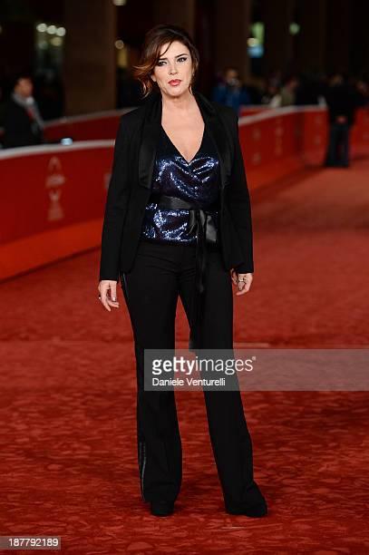 Francesca Rettondini attends 'I Corpi Estranei' Premiere during The 8th Rome Film Festival on November 12 2013 in Rome Italy