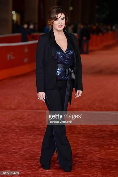Francesca Rettondini attends 'I Corpi Estranei' Premiere during The 8th Rome Film Festival on November 12, 2013 in Rome, Italy.