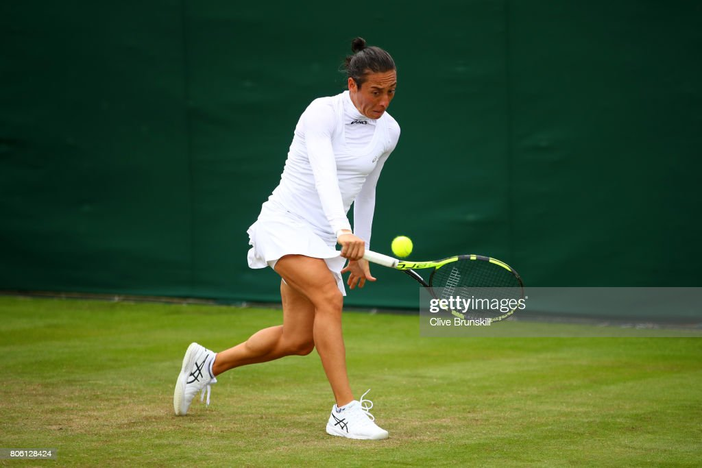 Day One: The Championships - Wimbledon 2017 : Foto di attualità