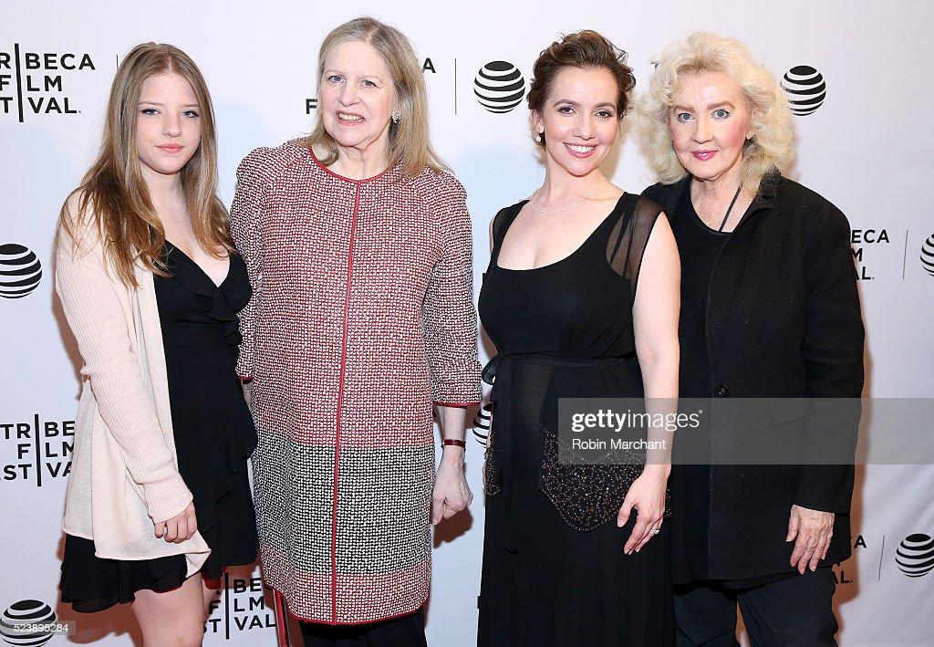 """Almost Paris"" Premiere - 2016 Tribeca Film Festival : News Photo"