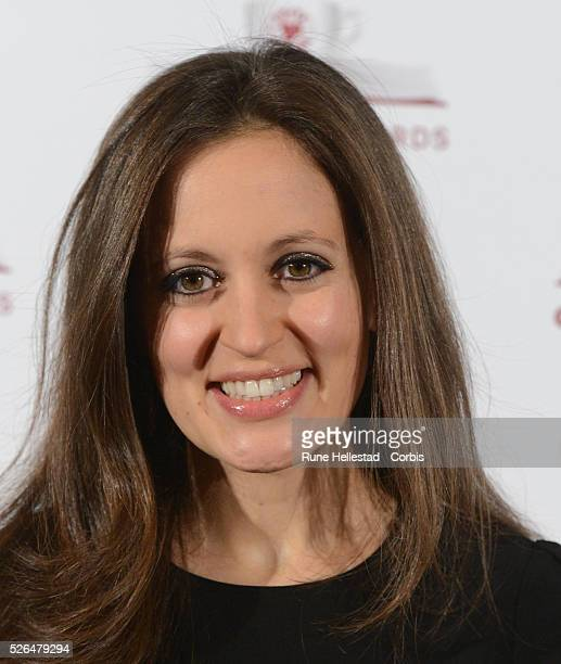 Francesca Segal attends the Costa Book Of The Year Awards at Quaglino's in London