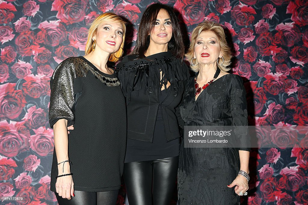 Maria Grazia Severi - Presentation - Milan Fashion Week Womenswear Autumn/Winter 2014 : ニュース写真