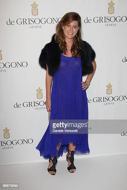 Francesca Versace attends the de Grisogono party at the Hotel Du Cap on May 18, 2010 in Cap D'Antibes, France.