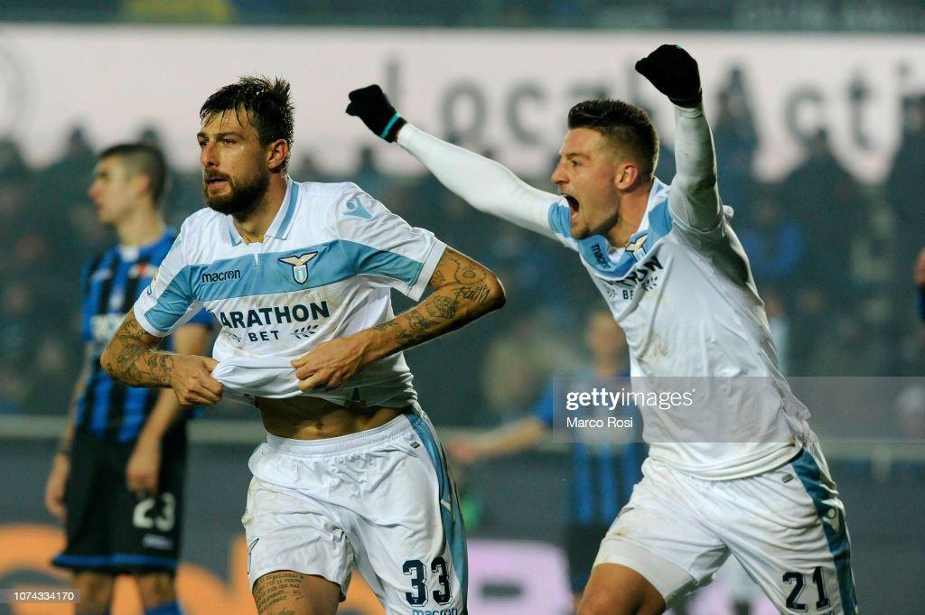 Atalanta BC v SS Lazio - Serie A : Nachrichtenfoto