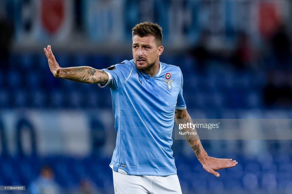SS Lazio v Rennes - UEFA Europa League : News Photo