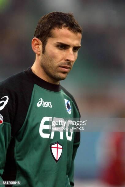 Francesco Antonioli Sampdoria goalkeeper