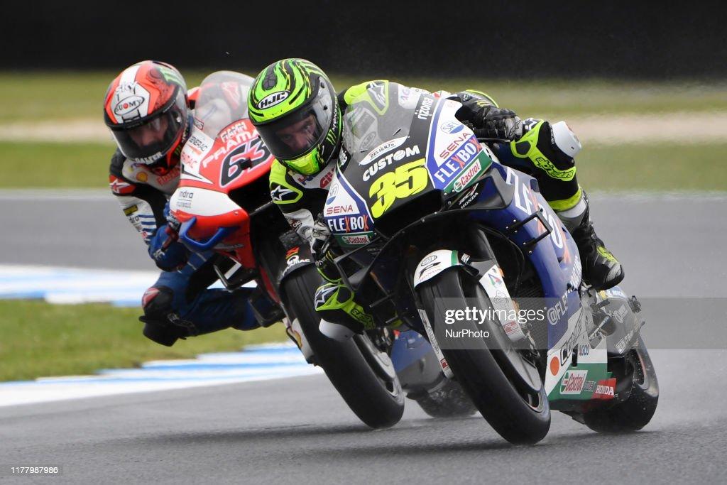 MotoGP of Australia - Free Practice : News Photo