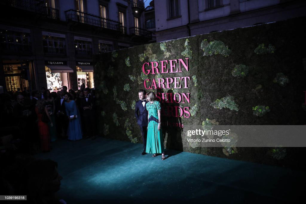 Green Carpet Fashion Awards Italia 2018 - Alternative Views