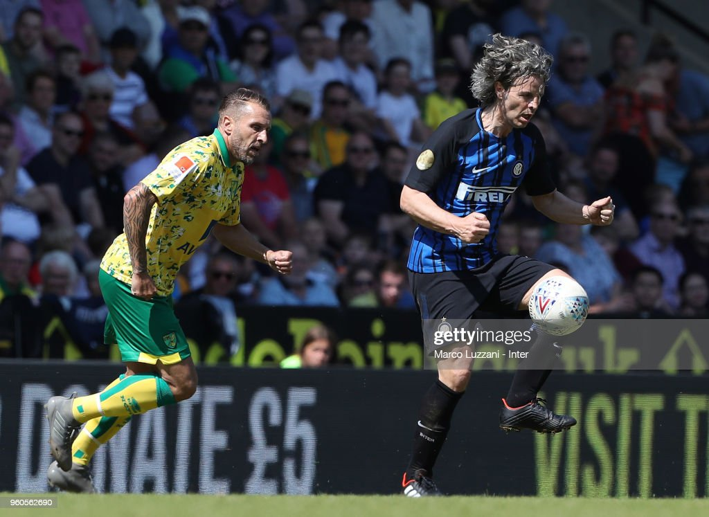 Norwich Legends v Inter Forever