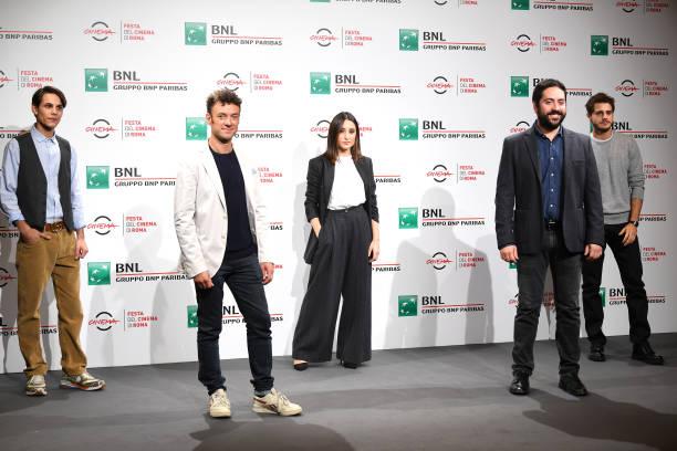 """ITA: """"Romulus"""" Photocall - 15th Rome Film Festival"""