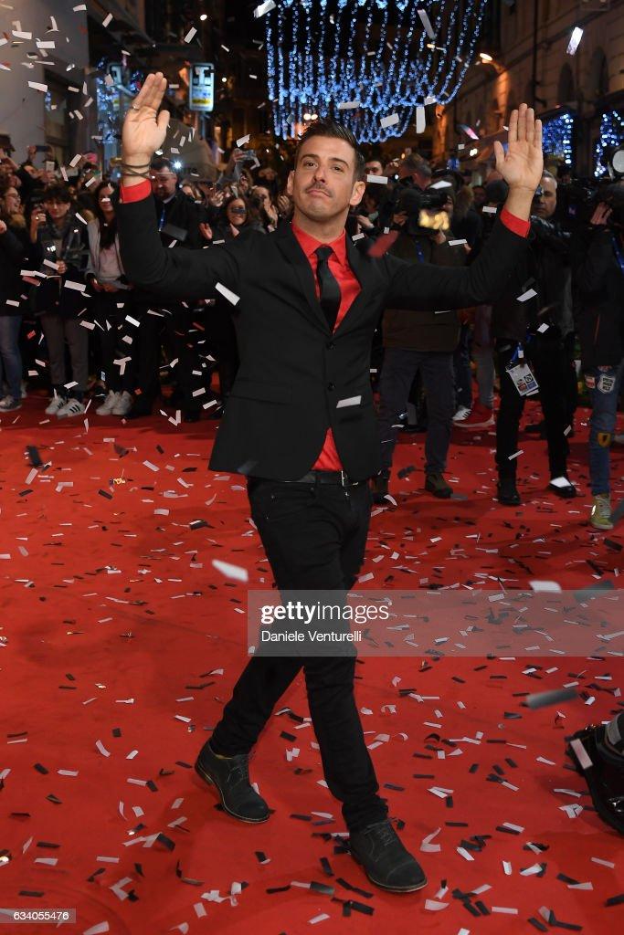 Sanremo 2017 - Preview Red Carpet