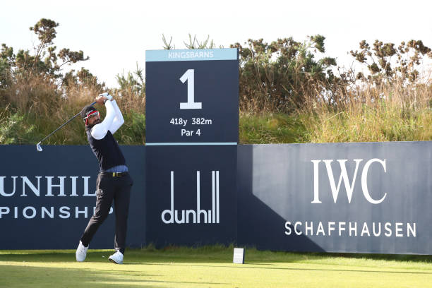 GBR: Alfred Dunhill Links Championship - Previews