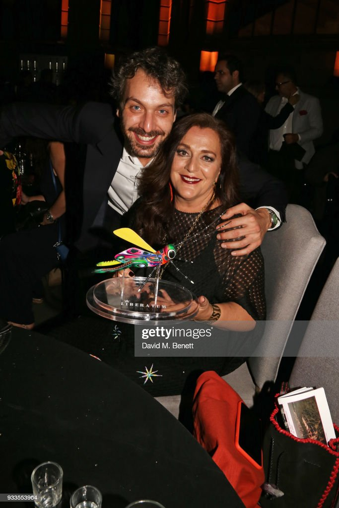 Liberatum Mexico Festival 2018: Gala Dinner & Liberatum Cultural Honour Awards Hosted By Pablo Ganguli