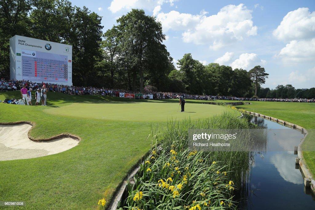 BMW PGA Championship - Day Four : News Photo