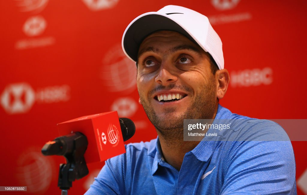 WGC - HSBC Champions - Previews : News Photo
