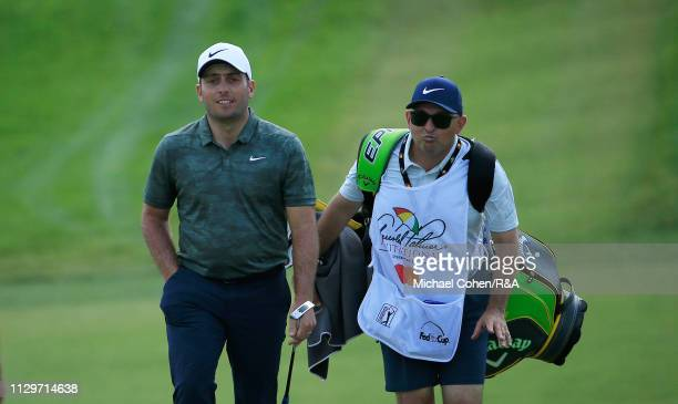 Francesco Molinari of Italy walks to the seventh green during The Open Qualifying Series part of the Arnold Palmer Invitational at Bay Hill Club and...